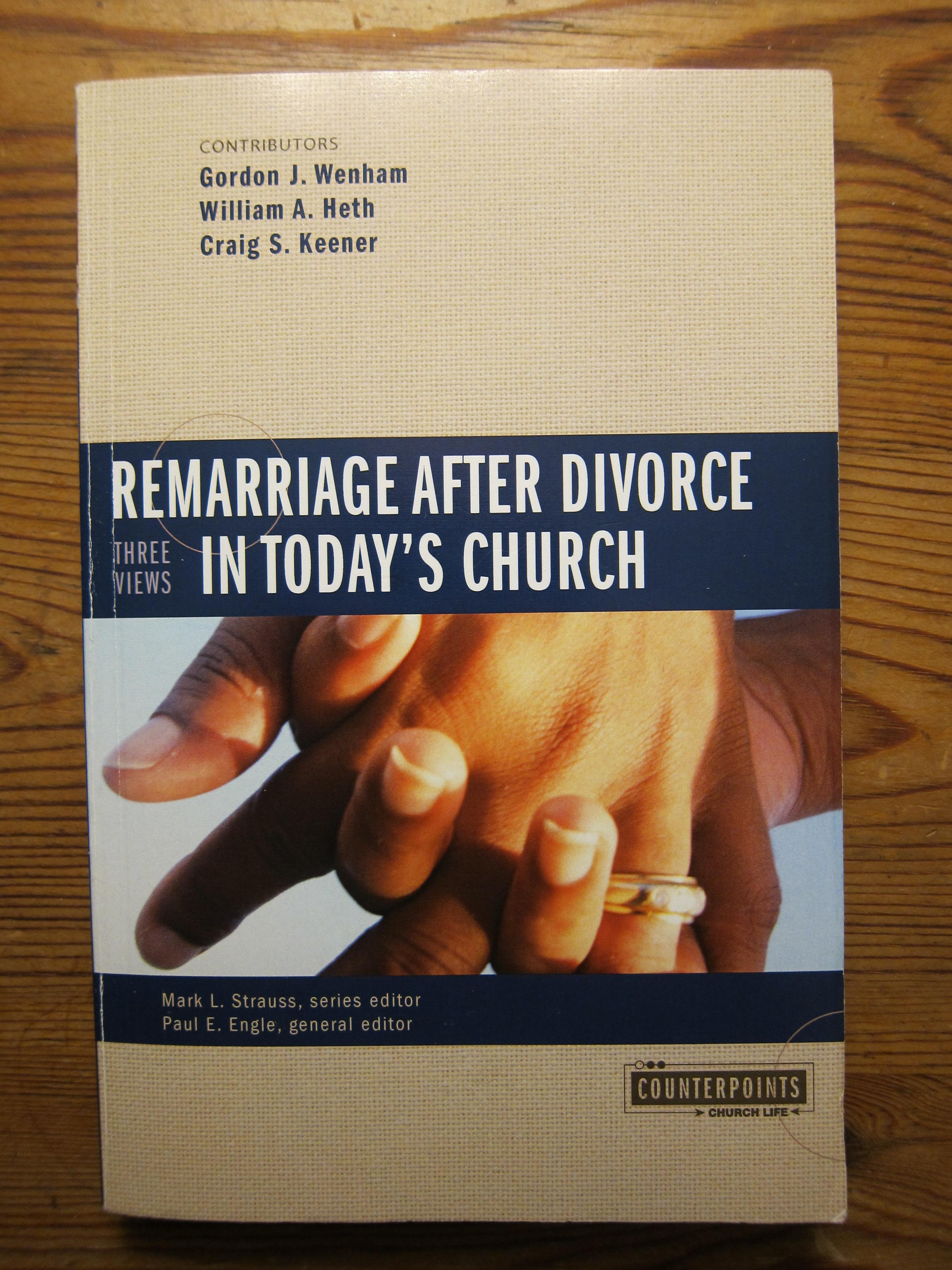 omgifte efter skilsmässa i församlingen
