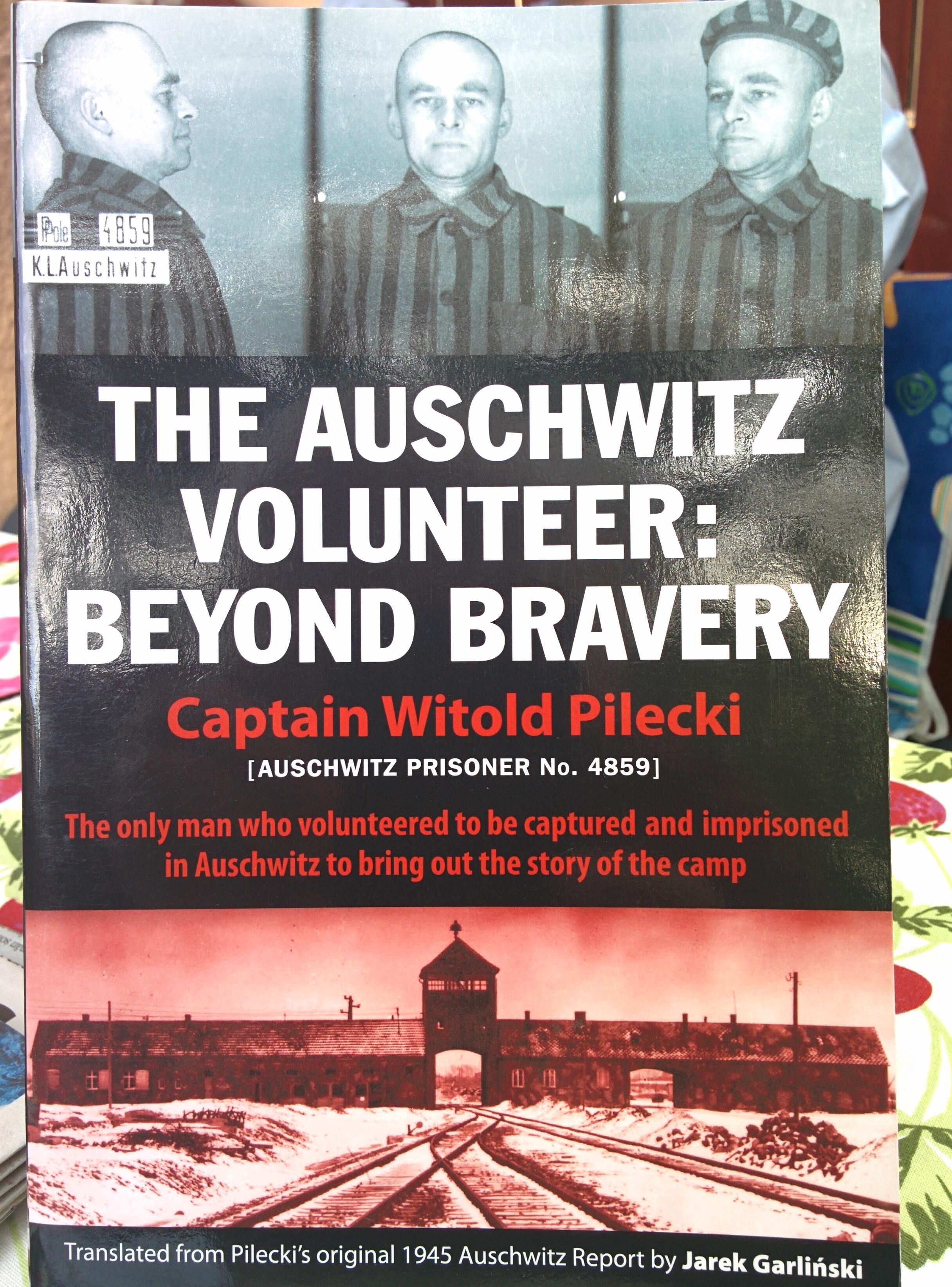 Auschwitz: Pilecki, bortom mod.