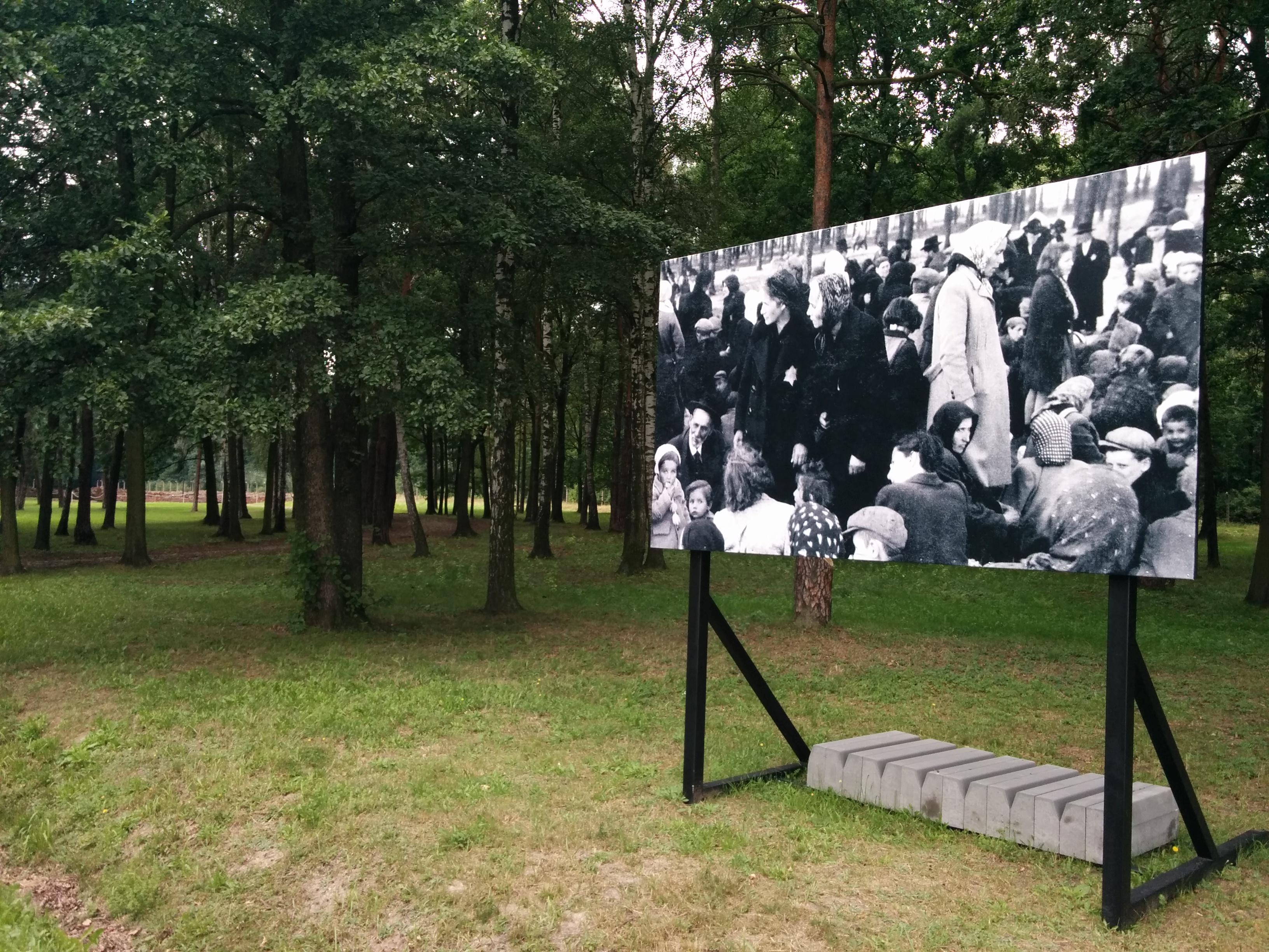 Auschwitz: väntan på det olidliga